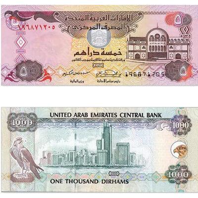 Forex rate uae dirham
