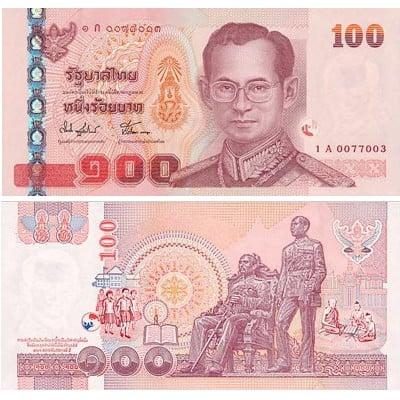 Currency Of Thailand Thai Baht Mataf